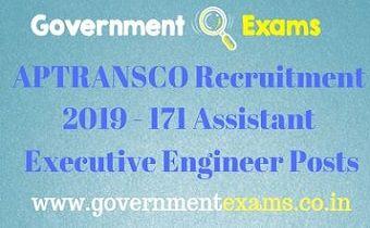 APTRANSCO Recruitment 2019