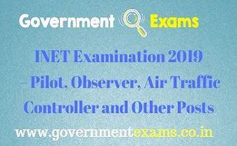 INET Examination 2019