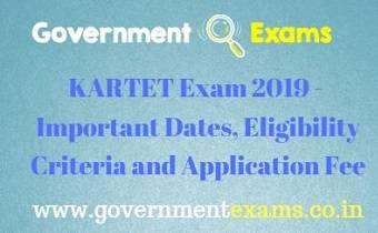 KARTET Exam 2019