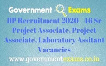 Indian Institute of Petroleum Recruitment 2020