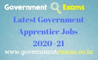 Government Apprentice Jobs