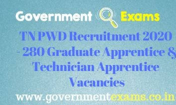 TN PWD Recruitment 2020