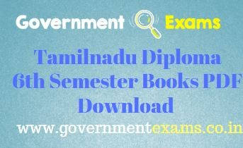 Polytechnic 6th Semester Book